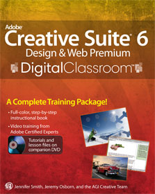 Creative Suite 6 CS6 book