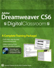 Dreamweaver CS6 book